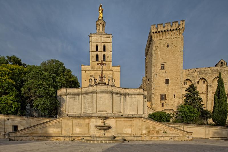 La Cathedrale Notre Dame des Doms d'Avignon