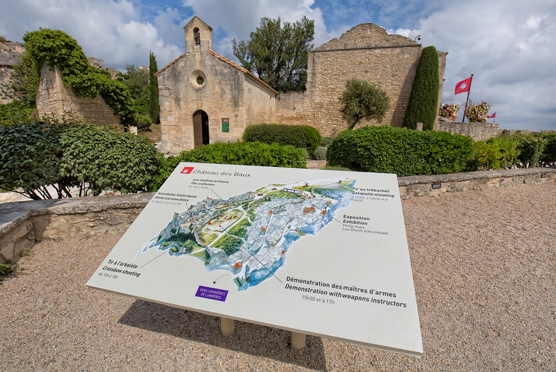Baux-de-Provence is the most visited village in France