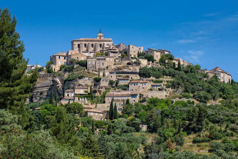 Gordes - a beautilfull hilltop village