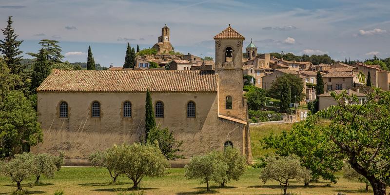 Village Lourmarin