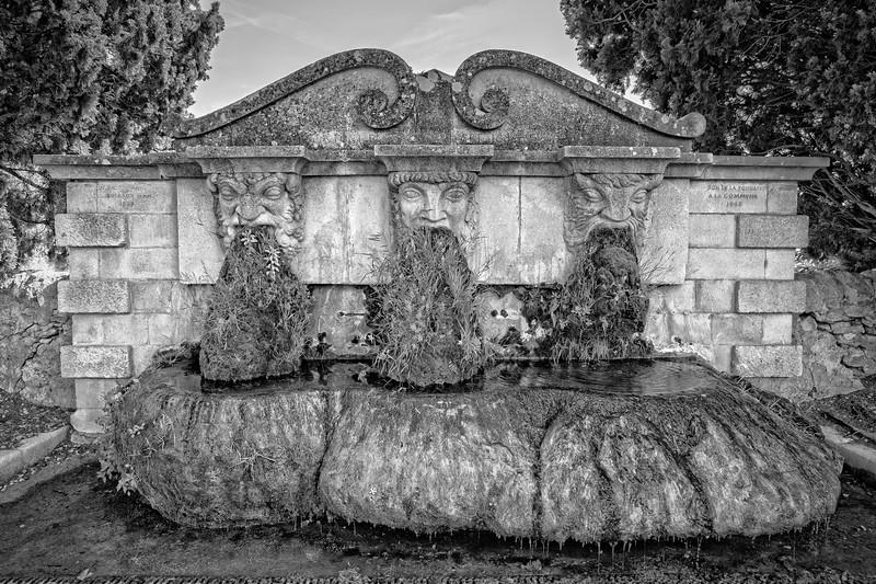 Fontaine de Lourmarin