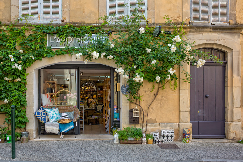 Shopping in Provence