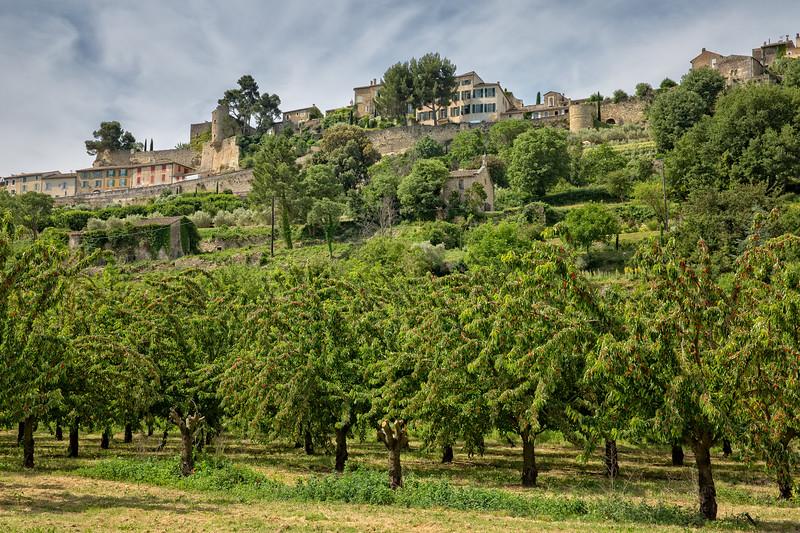 Village Ménerbes in Provence
