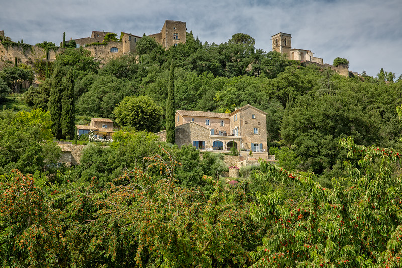 Ménerbes, one of the most beautiful villages in France