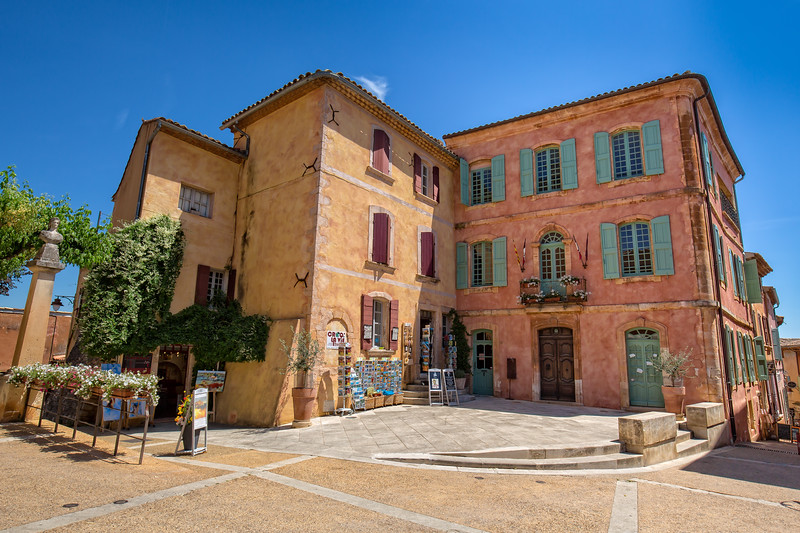 Town Hall - Roussillon