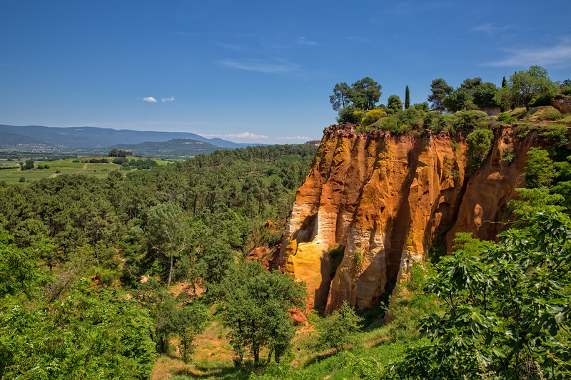The Ochre of Roussillon