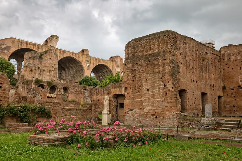 The Temple of Vesta and its Vestal Virgins