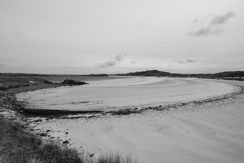 Low tide at Bhaltos beach
