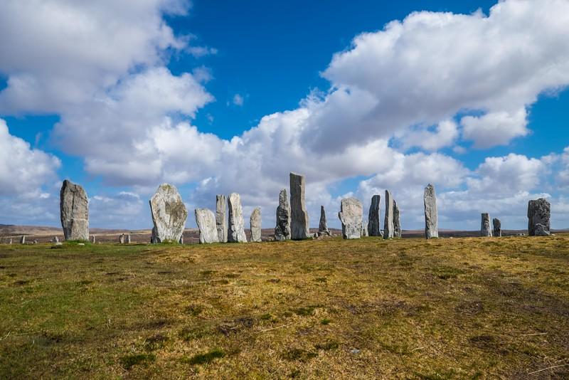 Calanish Standing Stones: Lewis