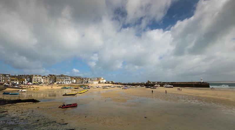 Low Tide, St Ives