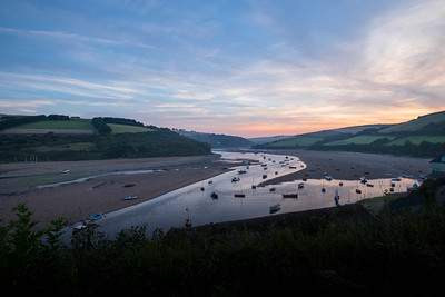 Dawn at Bantham