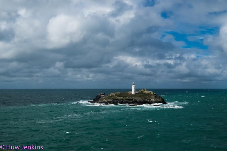Godrevan Lighthouse