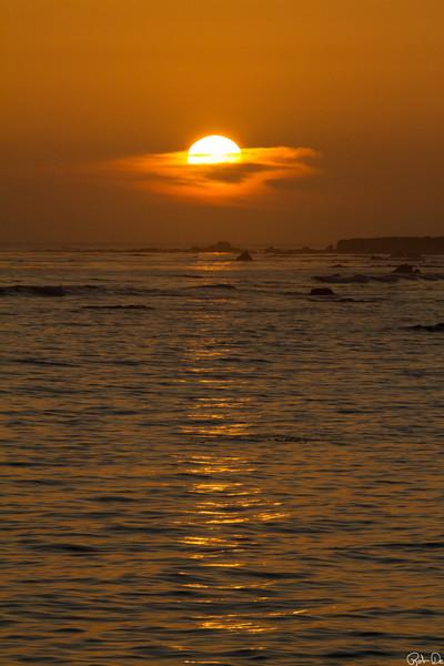 Cayuces Sunset 1