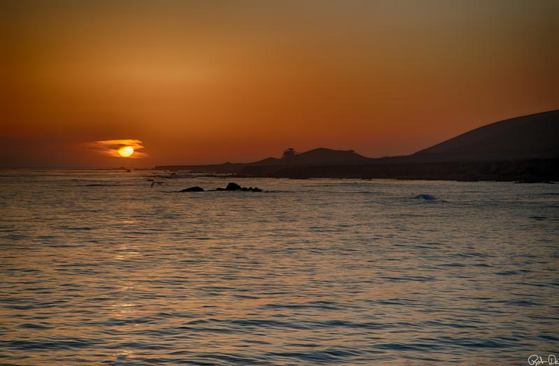 Cayuces Sunset 2