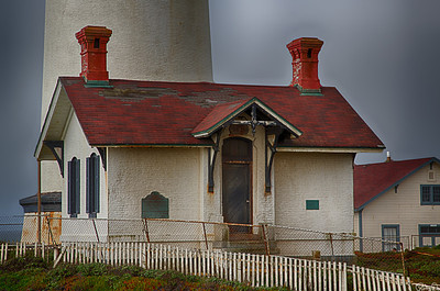 Pigeon Point Keeper House |
