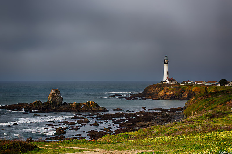 Pigeon Point Lighthouse |