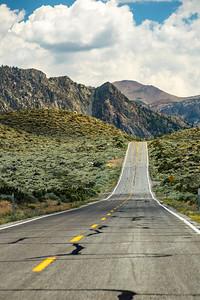 West coast roads