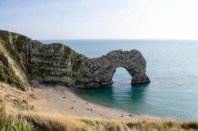 Oh England My Lionheart - Durdle Door