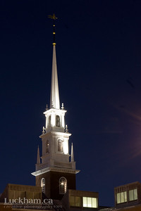 The Memorial Church - Harvard Yard - Harvard University