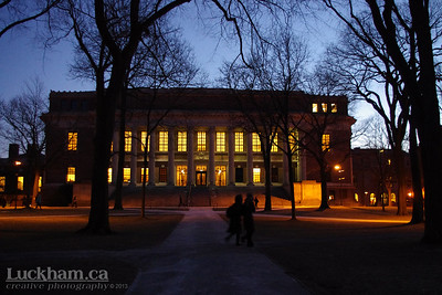 Harry Elkins Widener Memorial Library - Harvard University