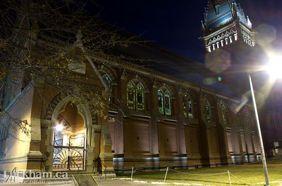 Memorial Hall - Harvard University