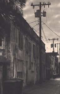 Historic Area - Savannah