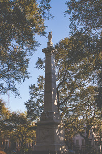 Historic Area - Savannah