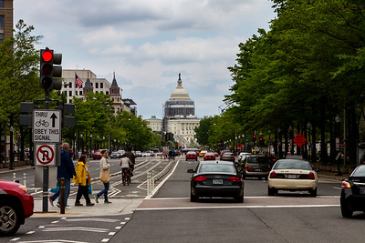 Washington DC - Around Town
