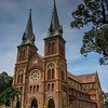 Saigon's Notre Dame Cathedral.