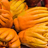 """These root vegetables are called """"Buddha's fingers"""" and are used at the altar of the Temple of Literature."""