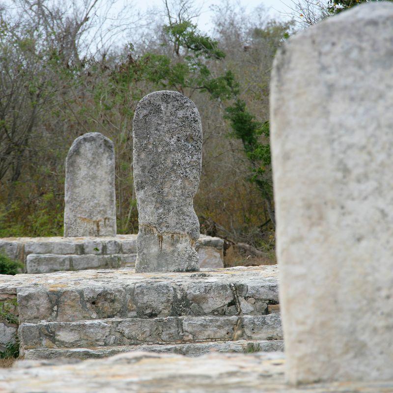 12 Dzibilchaltun Ruins 01-Mar-2005- 2143