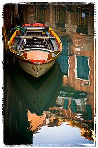 Venice Rowboat