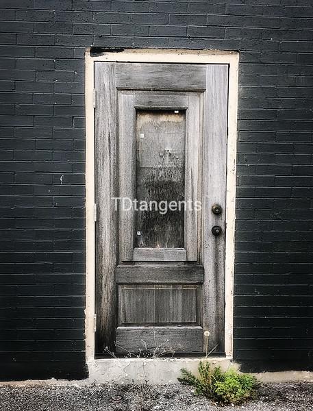 Doorway in Austin, TX