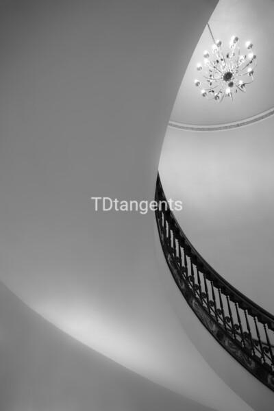 Arlington Hotel Staircase