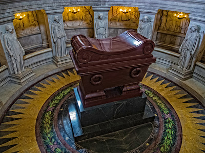 Tomb of Napoleon I Paris France