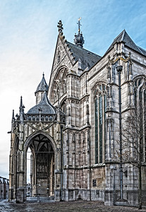 St. Steven Stephen Church Nijmegen Netherlands