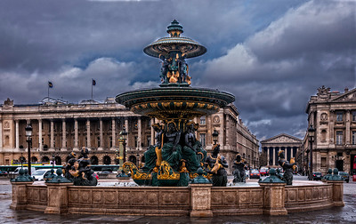 Palace de la Concorde Paris France