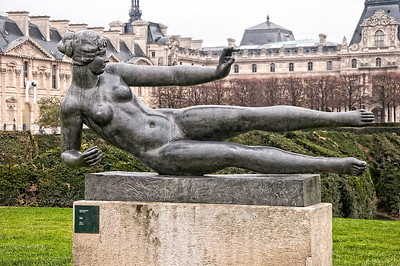 Air Jardin du Tuileries Paris France
