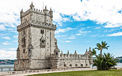 The Belem Tower Lisbon Portugal