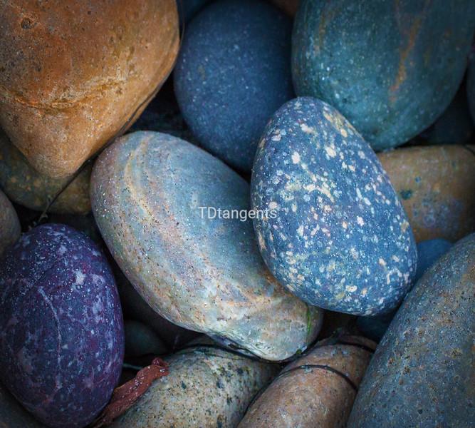 Rocks on Swami Beach