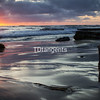 Swami Beach Sunset