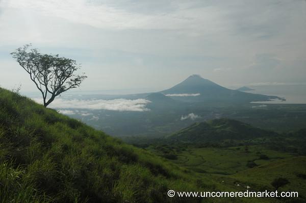 Sunrise in the Valley - El Hoyo, Nicaragua