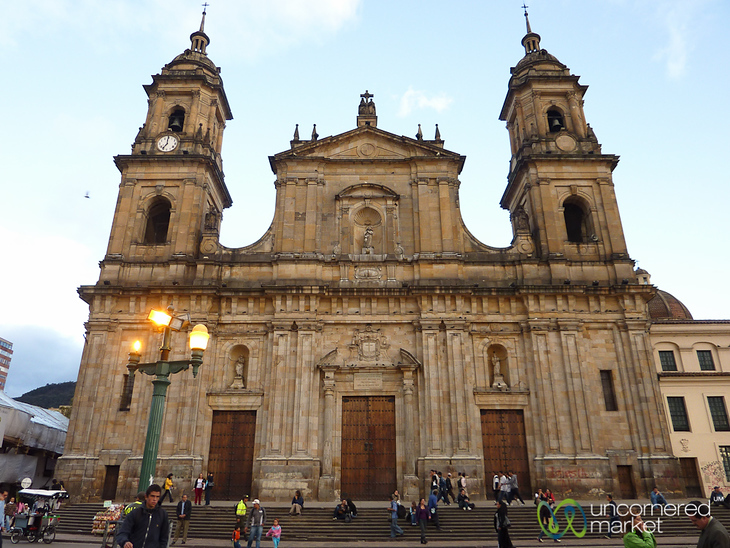 Bogota's Cathedral - Columbia