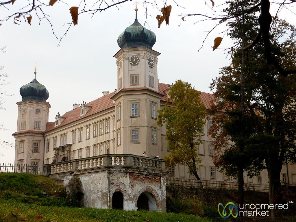 Zamek Mníšek pod Brdy - Czech Republic