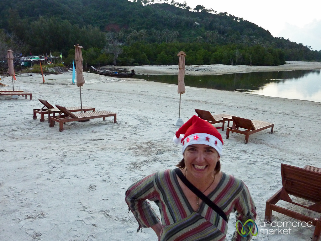 Christmas Thailand Style - Koh Samui