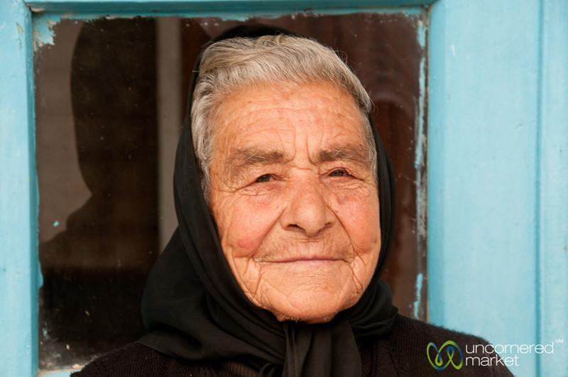 Older Crete Woman