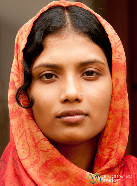 University Student at Varendra Museum - Rajshahi, Bangladesh