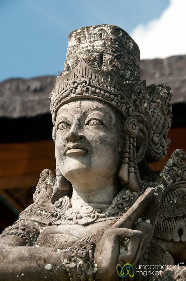 Statue of a Goddess - Semarapura Pavillions, Bali