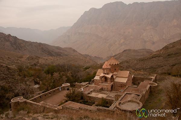 St. Stephanos Armenian Church - Iran