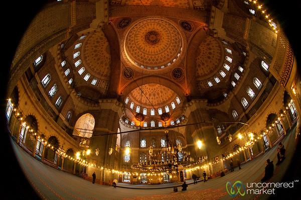 Yeni Camii (New Mosque), Istanbul